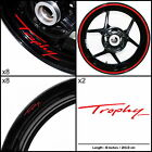 Triumph Trophy v2 Motorcycle Sticker Decal Graphic kit SPKFP1TR022 $80.75 USD on eBay
