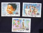 Namibia 1993 Used 3v, ChildHealth, Care, Family, Painting, Drawings - Q62