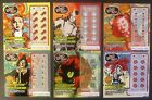 Wizard of Oz, Dorothy, Witch, Lion, Tin Man, Scarecrow, Instant SV Lottery Set