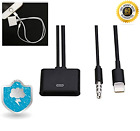8p male 3.5mm to 30 Pin female Audio Adapter Cable For Phone 6s plus 5S Pad Blk