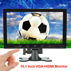 "10""/7"" HD LCD CCTV Monitor Screen AV/RCA/VGA/HDMI 1080p for DSLR Raspberry Pi 3+"