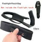 14/18cm Portable Nylon Holster Holder Pouch Waist Belt Bag for Flashlight Torch~
