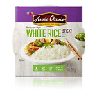 Annie Chun's Cooked White Sticky Rice, Gluten-Free, Vegan, Low Fat, 7.4-Oz Pack