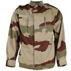 Original French army F2 jacket Desert camouflage France military surplus issue