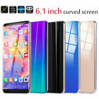 "6.1"" Inch Android 8.1 4g Smart Phone Octa Core Dual Sim Card 4gb + 128gb Mobile"