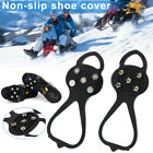 Внешний вид - 1 Pair Ice Snow Climbing Gripper Anti-slip Shoe Covers Spike Cleats Crampons