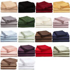 Luxurious One Quantity Flat Sheet 100% Cotton 800 Thread Count Exclusive Sale image