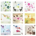 26 Removable Beautiful Flowers Vinyl Wall Stickers For Kids Rooms Living Room
