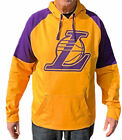 Los Angeles Lakers  Mens Gold Within Reach Majestic Hoodie Sweatshirt on eBay
