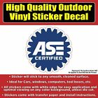 Minimalist Home Decor ASE Certified Business Sign Banner Vinyl Business Sticker Decal Simple Home Decorating Pictures
