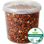 GardenersDream Whole Peanuts - Fresh Garden Seed Wild Bird Food Nut Feed In Tubs