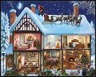 Внешний вид - Christmas House - Chart Counted Cross Stitch Patterns Needlework DIY DMC