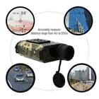 Infrared Hunting Multifunctional Night Vision Ranging Speedometer Range Finder