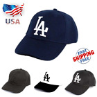 Los Angeles Dodgers Cap Hat Embroidered LA Men Adjustable NewEra 59Fifty MLB Cap on Ebay