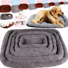 Внешний вид - Pet Bed for Dog Cat Crate Mat Soft Warm Pad Liner Home Outdoor Indoor Pets Beds