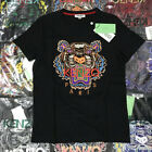 mens womens Shirts & Tops  T-Shirts Tiger embroidery Asia Size S-XXL
