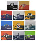 NFL Officially Licensed Bi-fold Printed Logo Wallet $12.99 USD on eBay