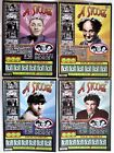 3 Stooges Instant SV Lottery Ticket Set, Curly,Larry,Moe, and Shemp and More!