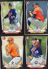 2014 Bowman Black Asia - Complete Your Set, You Select The Cards Needed