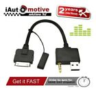 Hyundai Kia iPod Classic Aux USB Audio Cable Media Interface Lead iPhone 4 4S