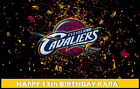 Cleveland Cavs Cavaliers NBA Logo Edible image Cake topper on eBay