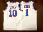 Bugs Bunny #1 Lola Bunny #10 TAZ #! Space Jam Tune Squad Basketball Jersey