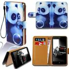 Leather Smart Stand Wallet Card Cover Case For Various Leagoo SmartPhones
