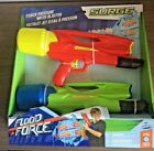 Flood Force Water Guns SURGE 2-pack Squirt Pistols Fun Blasters NEW in Box