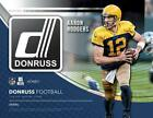 2018 Donruss Football Singles (251 to 400) You Choose - Pick Your Card / Player