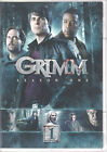 GRIMM: Season 1 (DVD 2012 5-Disc Set) (O1)