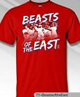 Philadelphia Phillies MLBPA Beasts Of The East Youth Boys Tee Shirt Red on Ebay