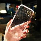 Case Samsung Galaxy S8 S9 S10 Cover 3D Diamond Crystal Design Clear Shockproof
