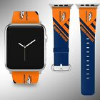 Denver Broncos Apple Watch Band 38 40 42 44 mm Series 1 2 3 4 Wrist Strap 05 on eBay