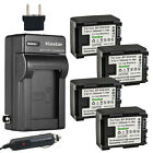 Kastar Battery AC Travel Charger for Canon BP-809 & VIXIA HF G20 HFG20 Camera