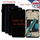 New OLED LCD Display Touch Screen Digitizer Assembly for OnePlus 1 3 3T 5 5T 6