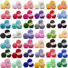 CHIC 42 colors Crochet Soft Bamboo Cotton Knitting Yarn Baby Natural Wool Yarn Y