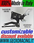 Adjustable Rearsets for Suzuki Sv 650, 1000 (2003-2008) 100% Made in Italy