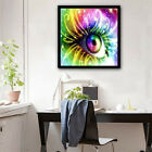 5D Diamond Painting Cross Ctitch Kit Multi Eyes Diamond Embroidery Paintings