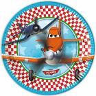 Unique Party Amscan Iternational Planes Paper Plates, 23cm