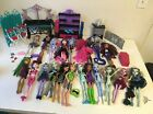 Monster High Doll Lot Of 20 And Accessories Huge