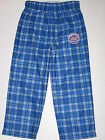 New York Mets Team Colored Plaid Flannel Sleep Pants - Child & Youth Sizes on Ebay