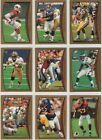 1998 Topps Football Team Sets **Pick Your Team** on eBay