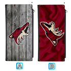 Arizona Coyotes Woman Leather Clutch Wallet Money Bag Purse Card $12.99 USD on eBay