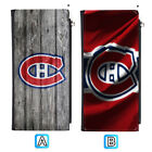 Montreal Canadiens Woman Leather Clutch Wallet Money Bag Purse Card $15.99 USD on eBay