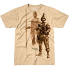 Spirit of a Warrior 7.62 Design Premium Men's T-Shirt