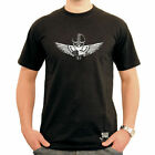 Black Rebel Cafe Racer Ton up T-shirt. Norton Triumph BSA Vincent AJS Ariel $18.9 USD on eBay
