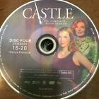 CASTLE SEASON 5 (DVD) REPLACEMENT DISC #4