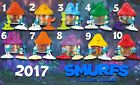 McDonald's Russia Toy Happy Meal 2017 Smurfs The Lost Village