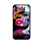 Black Soft Case for iPhone XS MAX Sexy Rubber Cover for iPhone X XR 6 7 8 Plus
