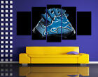 HD Printed Sports Oil Painting Home Wall Decor Art On Canvas Detroit Lions $26.0 USD on eBay